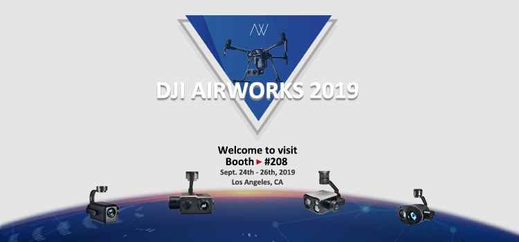 DJI AIRWORKS 2019 INVITATION