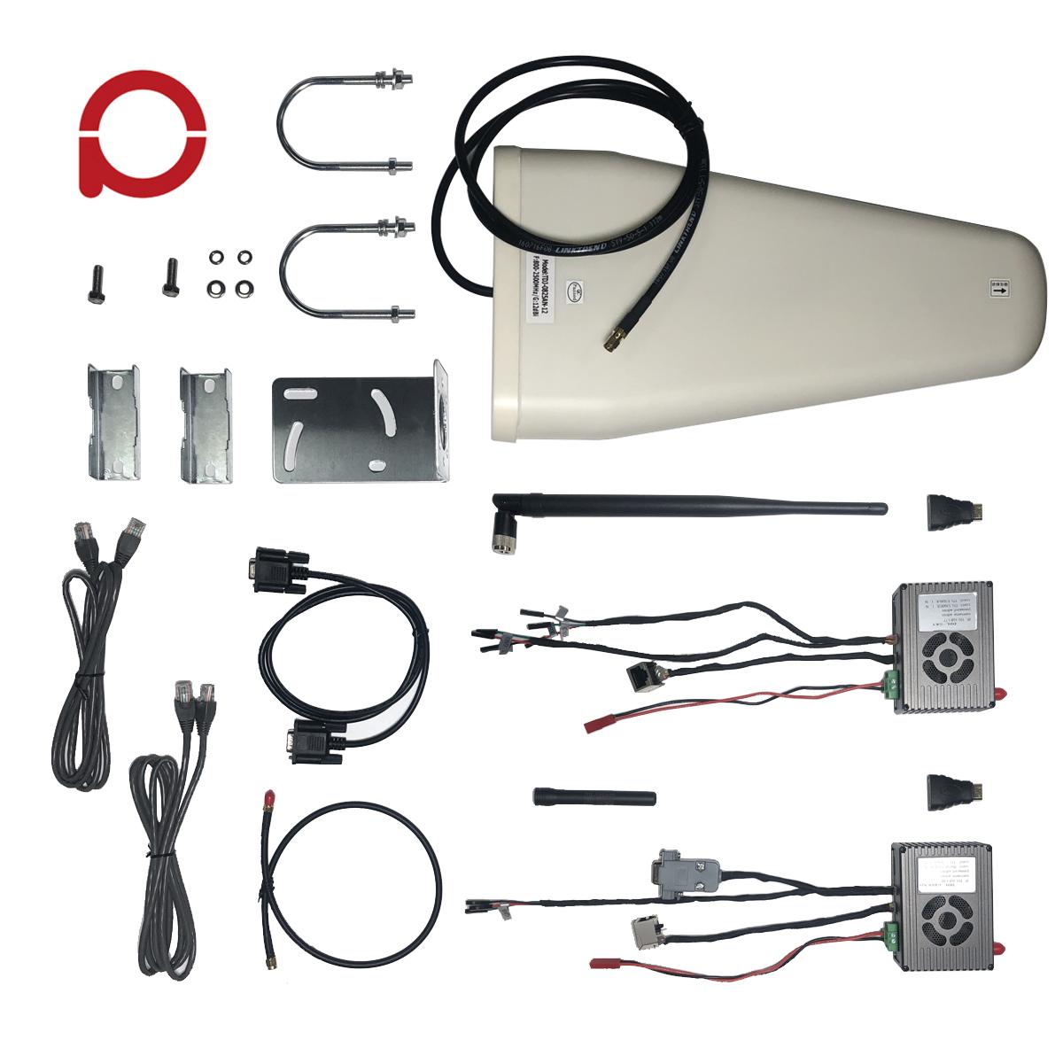 Wireless Data Link & Video Transmitter 2 in 1